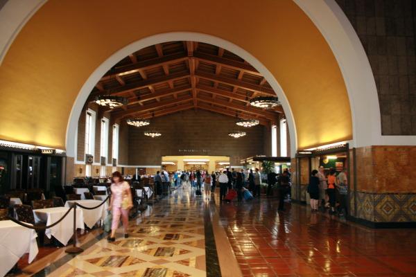 LA's Union Station