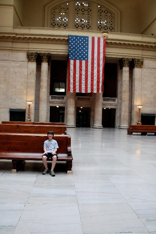 Chicago's Union Station
