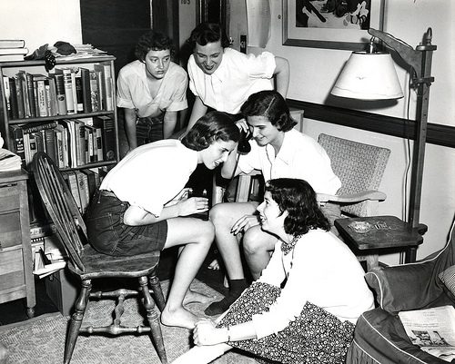 via  Vassar College Archive  on Flickr