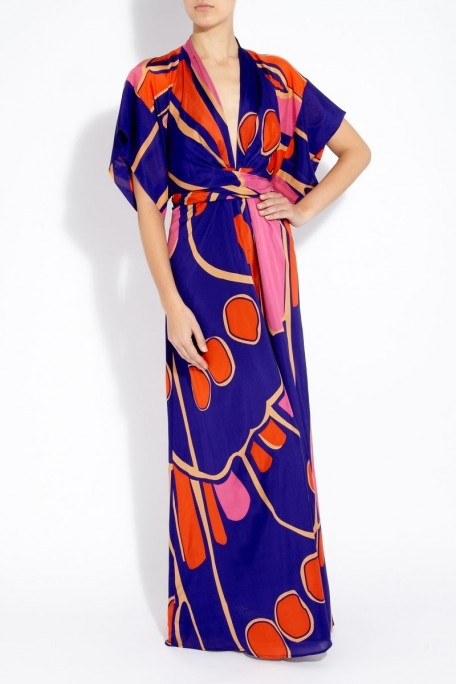 Issa London formal kaftan