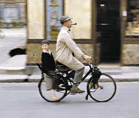 Jacques Tati via