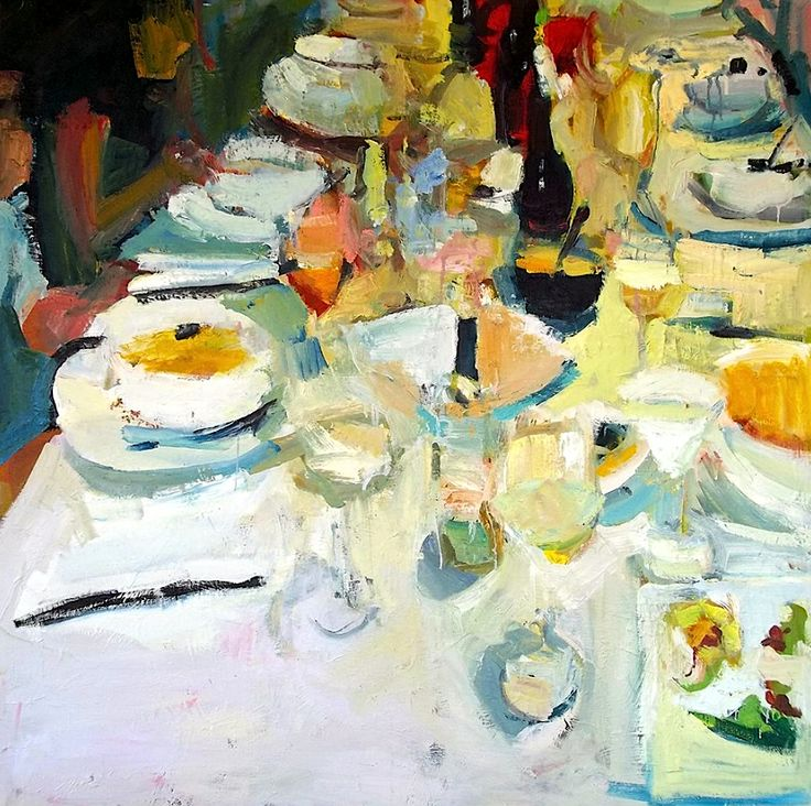 "Jennifer Pochinski ""Dinner Party"""