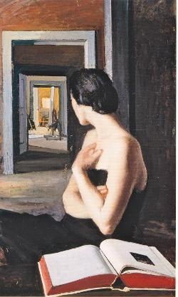 painting by Eugenio Viti