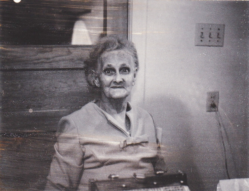 My great-grandmother, Heba Hortineese Ransom (1889-1970).