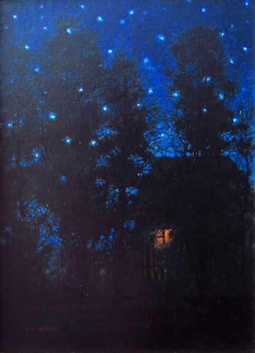 """Last night"" by Konstantin Kalynovych"