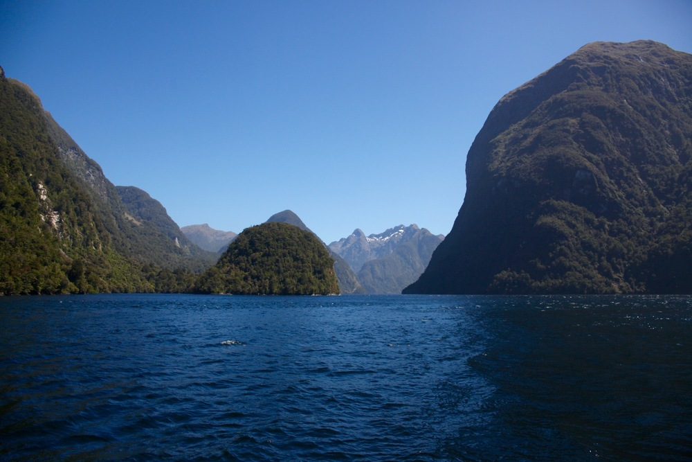Gorgeous Doubtful Sound