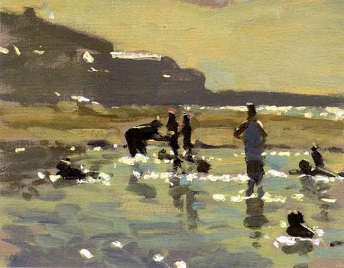 """The End of the Day"" by Ken Howard"