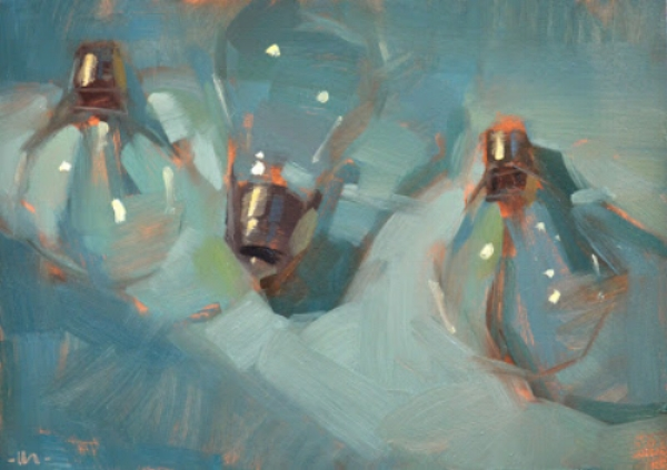 Light on the Bulbs, Carol Marine