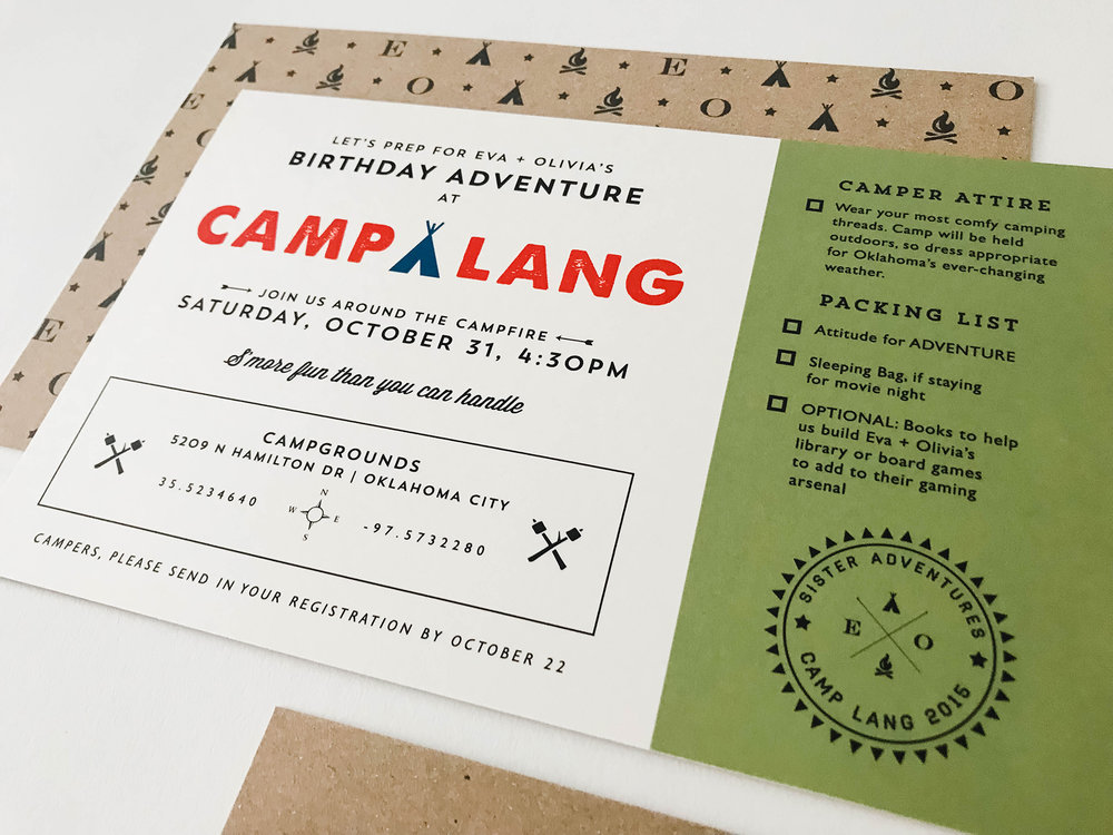 camp lang invite
