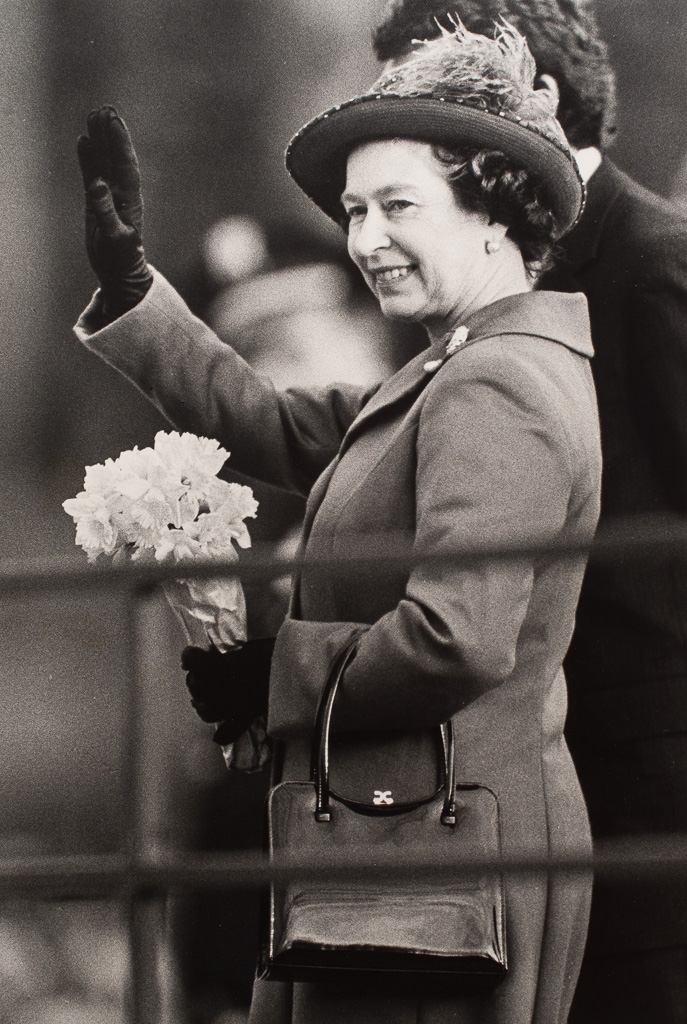 Queen Elizabeth visits Victoria, B.C.
