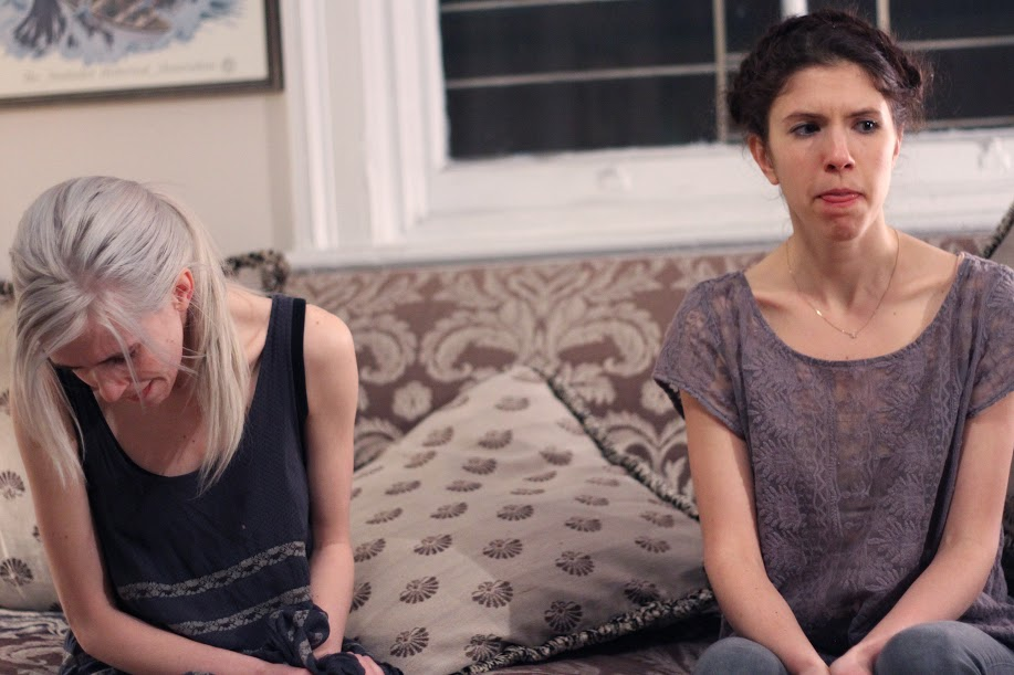 Pictured: Emilie Soffe andElly Smokler. Photo by Crystal Arnette.