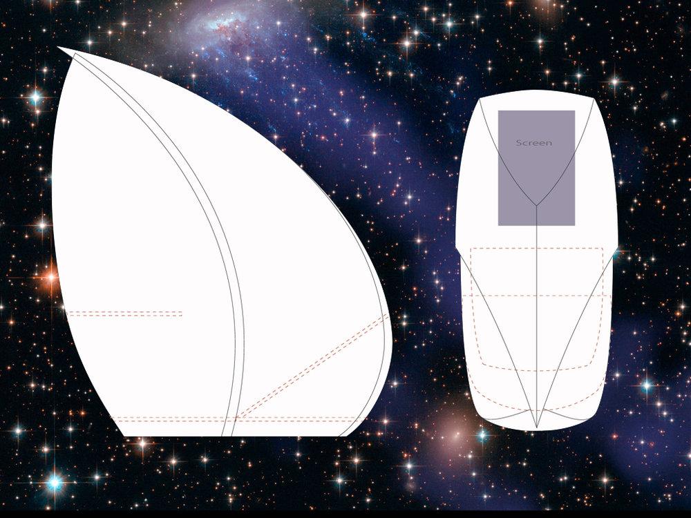 Space Pod design
