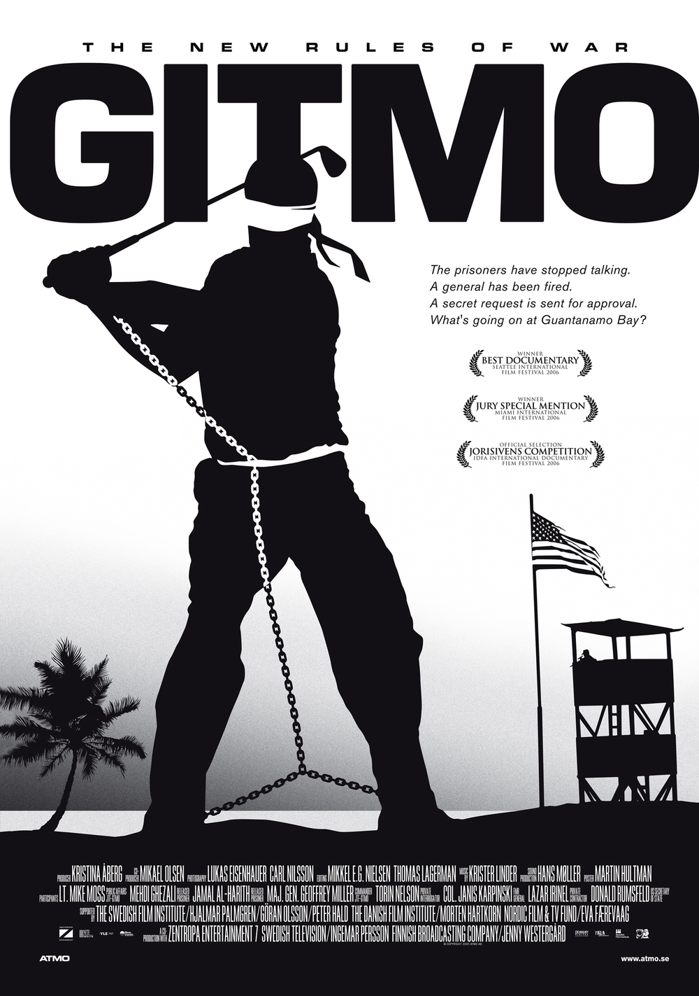 Gitmo, Official Poster, 70x100 cm