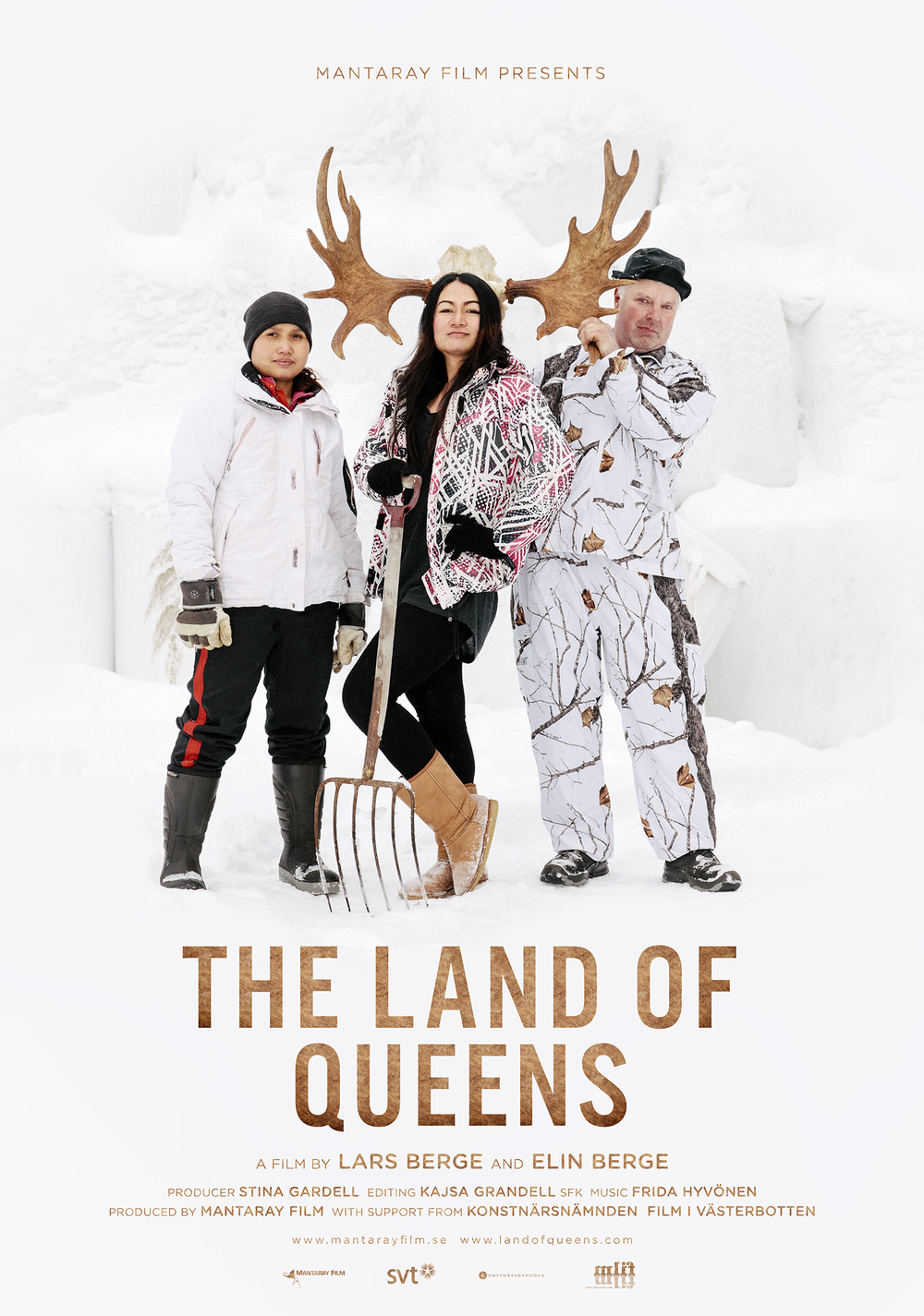 Drottninglandet / The Land of Queens Official Movie Poster
