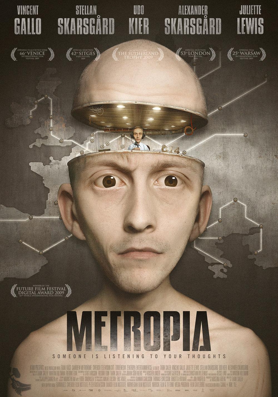 Metropia, Official Poster, 70x100 cm