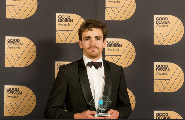 MARS recently won the Hills Young Australian Design Award for Sustainability and the Australian James Dyson Award