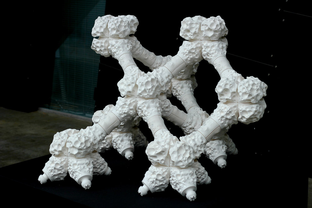 MARS - Modular Artificial Reef Structure, 2013   Learn More
