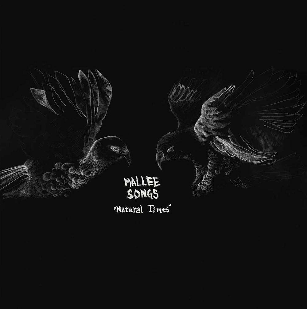 In 2015 I helped put together Mallee Songs' second LP,  Natural Times . I co-wrote a few of the songs, and mixed and produced the album, as well as played some bits.