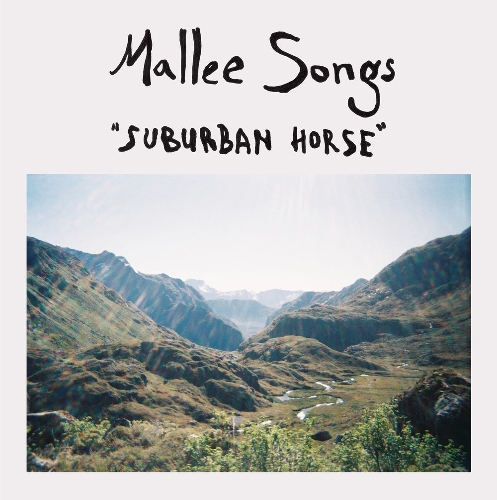 Suburban Horse is Mallee Songs's's new 2018 LP, and I reckon our most concise and best sounding LP to date. Produced by myself and Casey Hartnett, it was a pleasure to work on.
