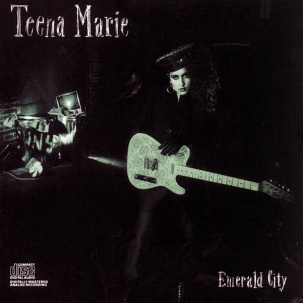 "Teena Marie, ""Emerald City"""