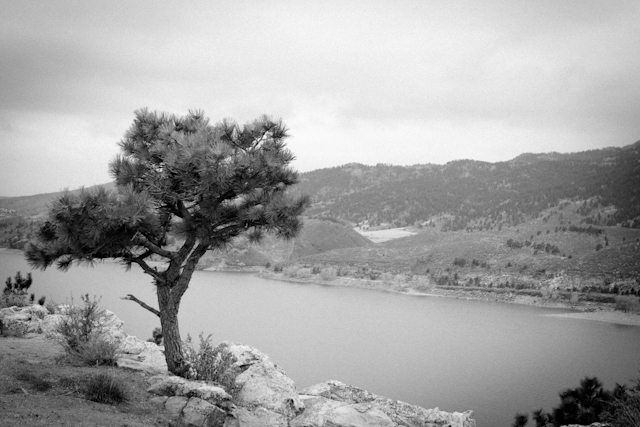 Horsetooth Reservoir, Fort Collins, Colorado