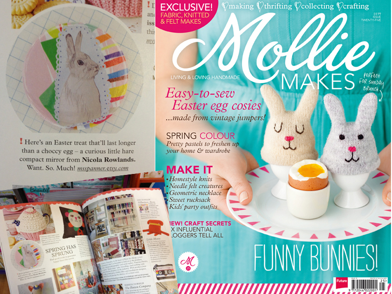 Mollie Makes March 2013