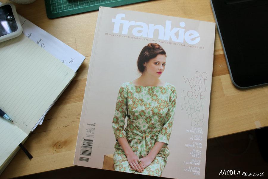 Frankie Magazine December 2011