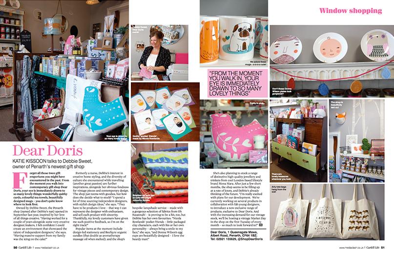 Cardiff Life Magazine May 2013