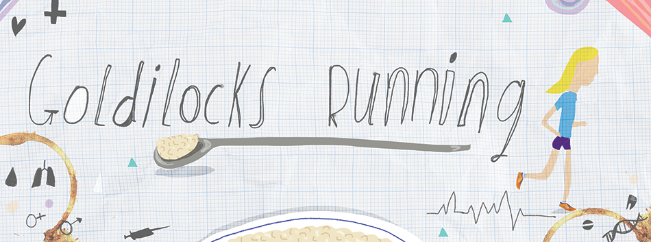 Goldilocks Running Blog Header