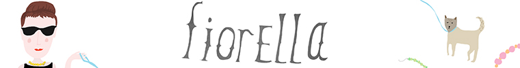 fiorella etsy shop header