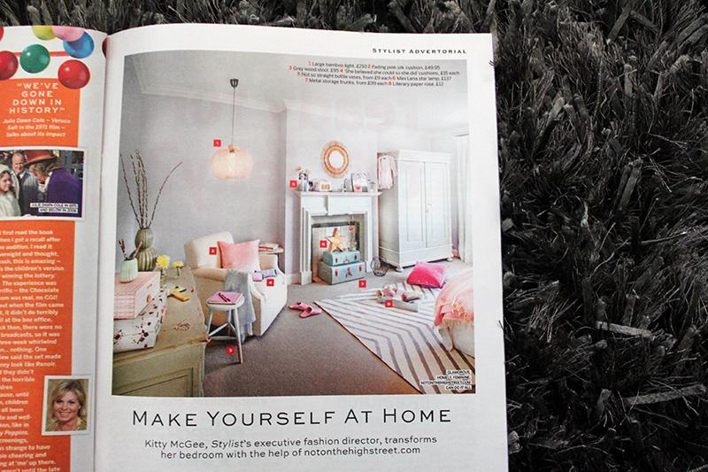 Stylist magazine 27 Aug 2014