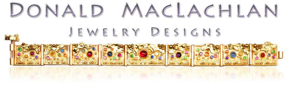 Welcome to Donald  MacLachlan Jewelry Designs