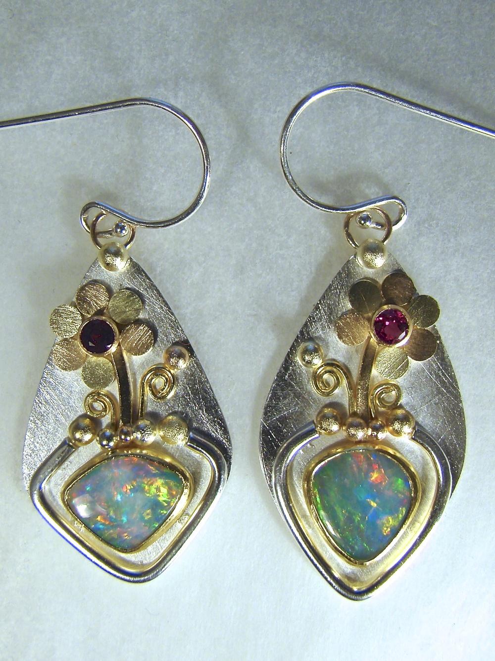 New Opal Earrings.JPG