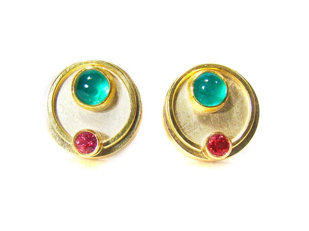 Emerald planet earrings.jpg