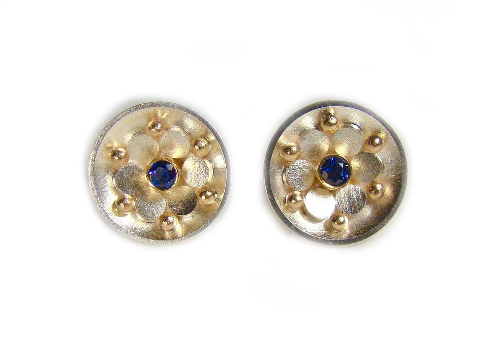 Purple button Earrings #750.jpg