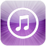 Click the icon to launch iTunes