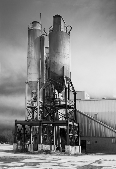 """Abigail Gossage  - """"Cement Plant"""""""