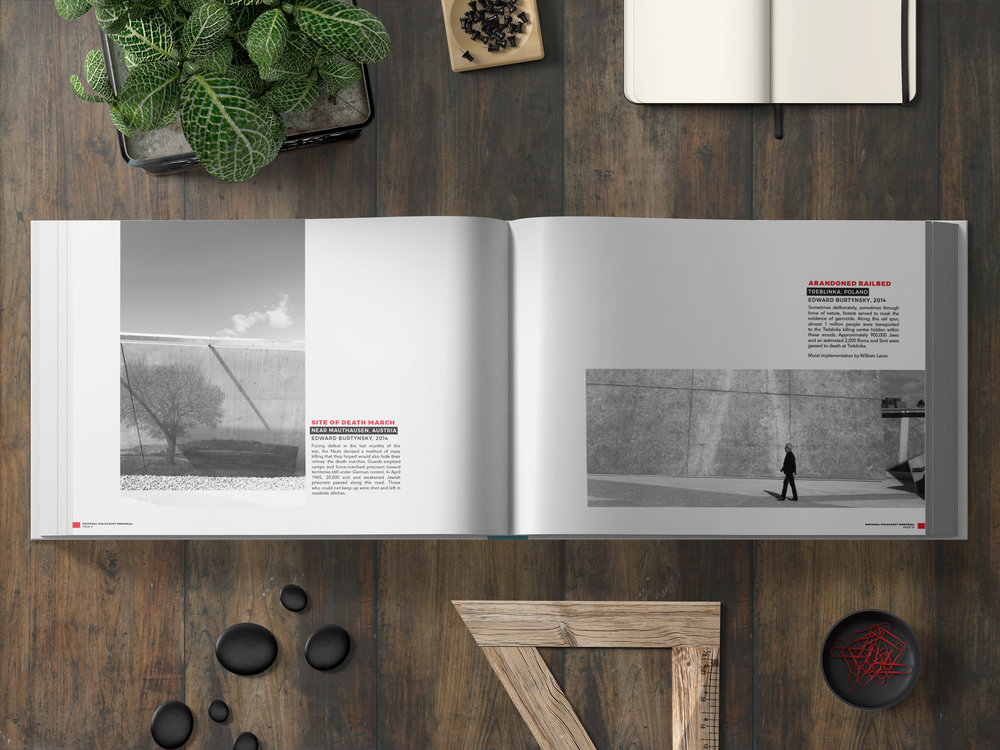 sample book layout by instructor Pedro Santos