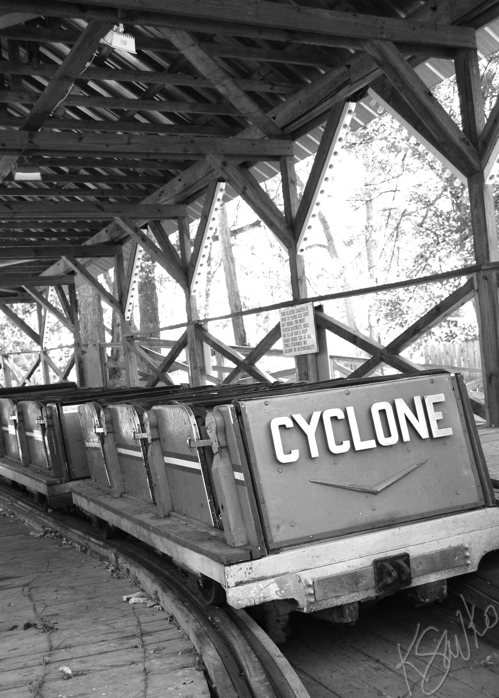 Cyclone at Williams Grove