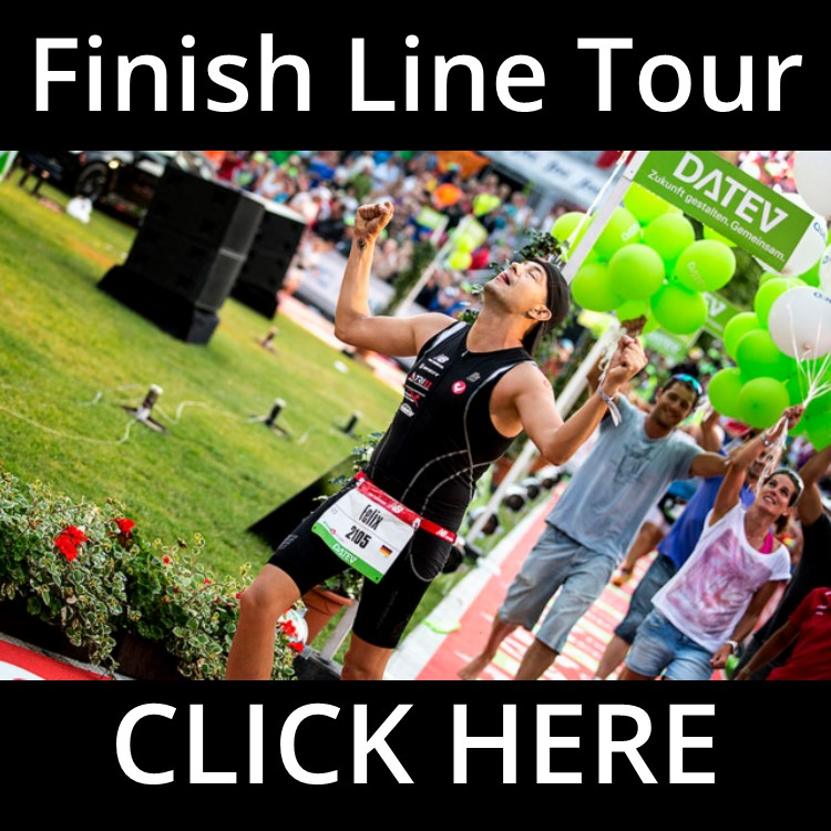 7-Night Roth Finish Line Tour - Race Entry AccessFINISH LINE HOTEL - STAY IN ROTH!7 Nights of 4-Star Hotel - Daily BreakfastVIP Challenge Roth Tour ServicesThis is the ultimate way to experience Challenge Roth for both athlete and spectator. Family-friendly!
