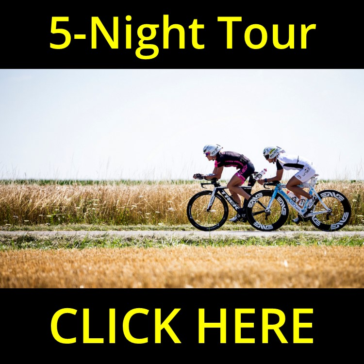 "Classic 5-Night Roth Tour - Our ""Classic"" Tour loaded with valueRace Entry AccessIncludes 4-Star Hotel, Race Week Services, Daily Breakfast and airport shuttlesBased in Nuremberg"