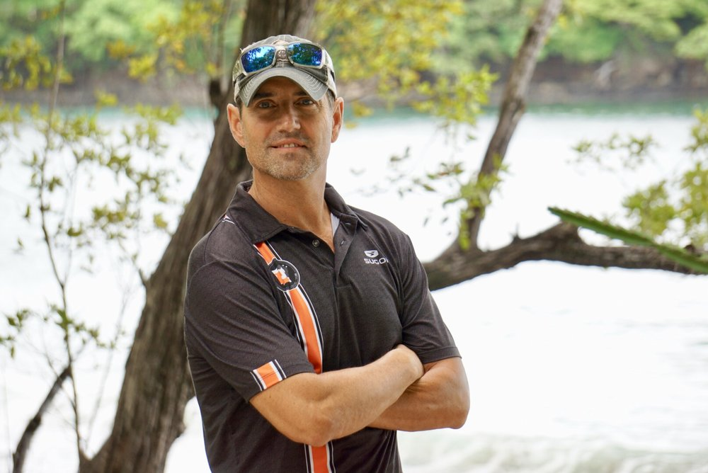 MTB Camp Coach, Chip Beard