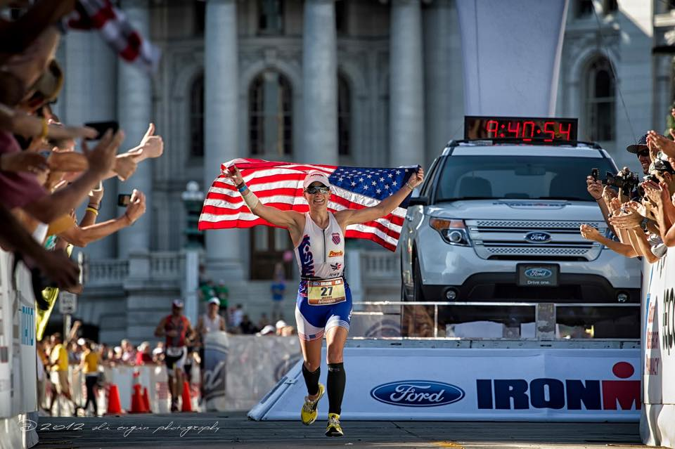 4x IRONMAN Champion and Coach, Jessica Jacobs