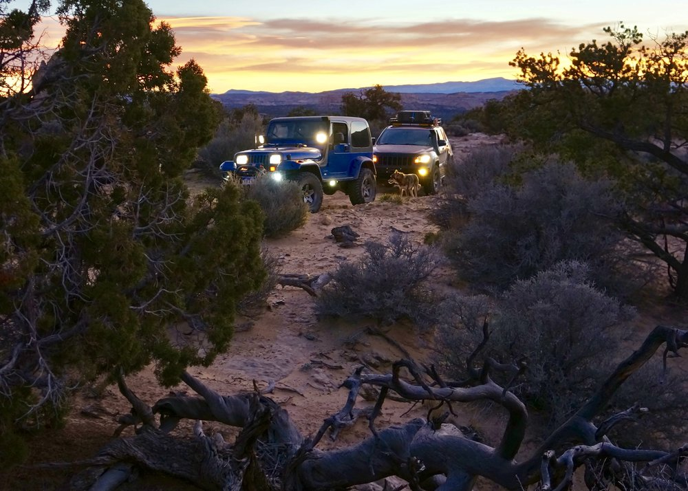 Return to the Swell 2017 - A Journey back to the spectacular San Rafael Swell for another trip of firsts with a good friend and a new adventure Jeep.