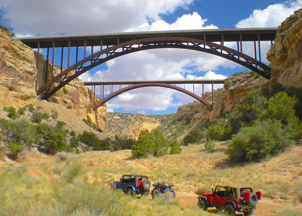 San Rafael Swell 2009 - This initial Flatwater Overland adventure to a long anticipated destination in the Utah desert became the genesis of Flatwater Overland and a favorite place to explore whenever the opportunity arises. We learned much on this trip that has shaped every journey since.