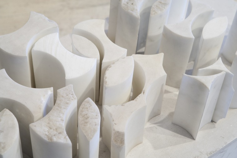 Hanna Eshel - Carved Marble