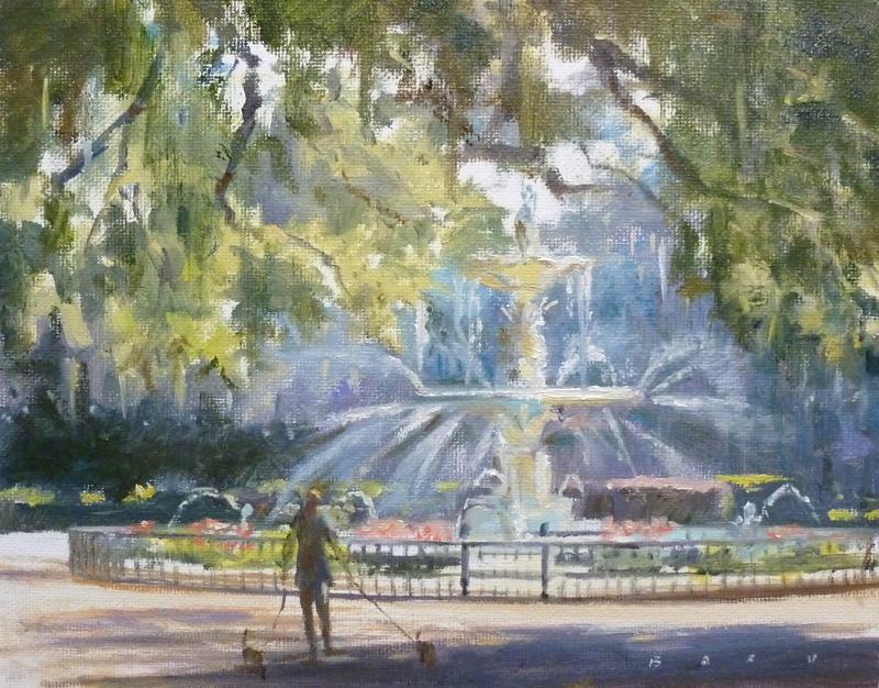 Forsyth Park - Savannah 8x10.jpg
