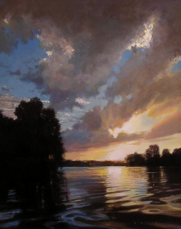 PosterEntry_StephenBach_2012_EveningShowers_ SOLD POLASEK COLLECTION.jpg