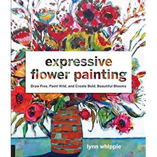 "I am very exited to share that my new book ""Expressive Flower Painting,Techniques for Bold Beautiful Blooms"" by Quarry Books is available now!  click here"