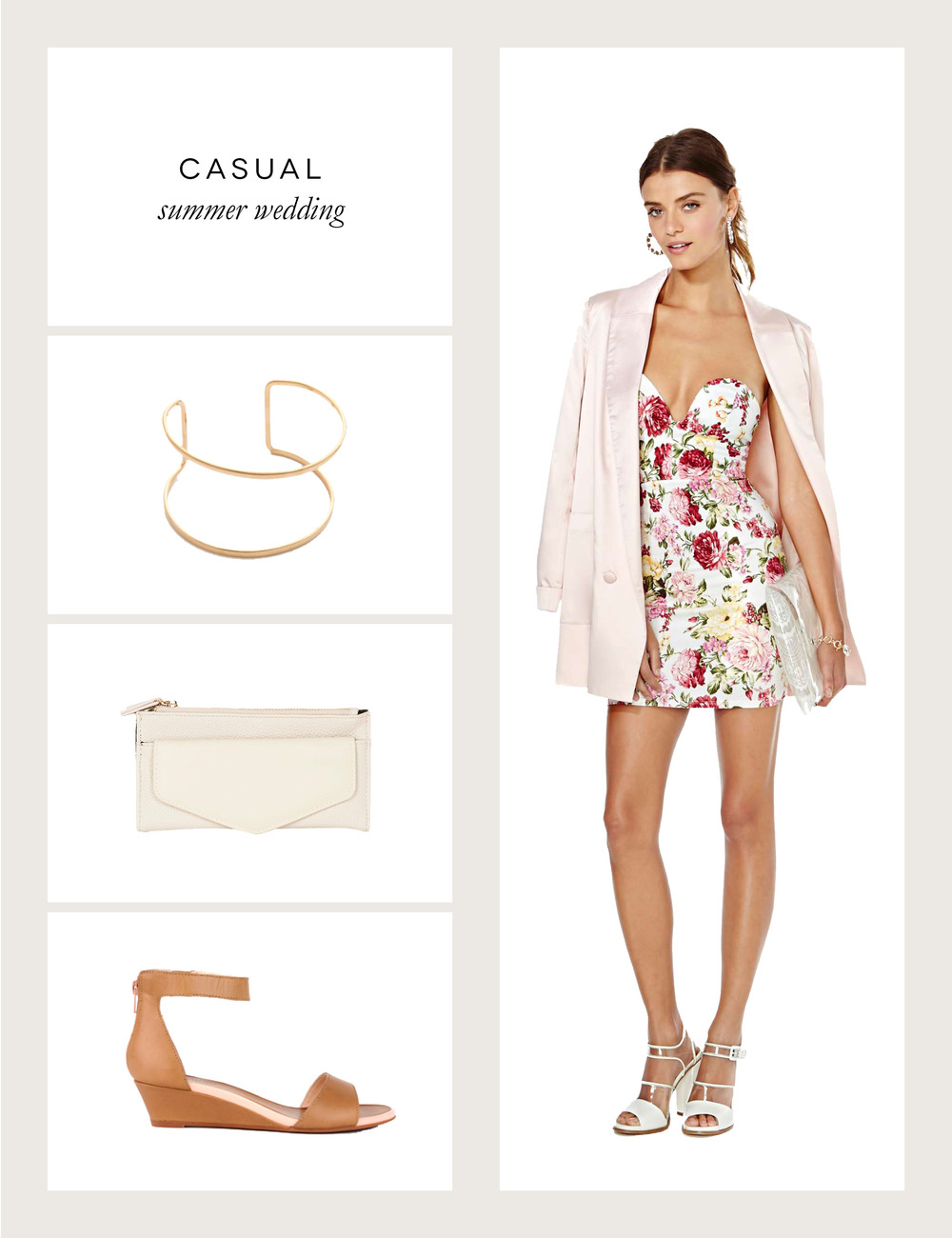 Casual Summer Wedding Outfit